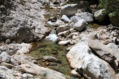Ruisseau d'Héric dans les gorges (2)