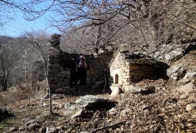 Ruines en montagne</br>Chavardès