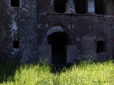 Ruine à Conflans (Savoie)