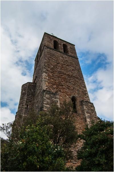 Olargues, le Castrum