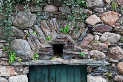Olargues, portes et fenêtres