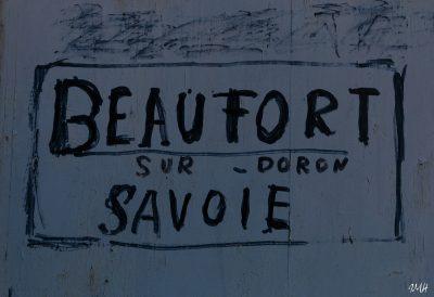 Beaufort-sur-Doron : on aime !