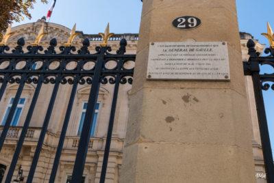 Bordeaux. Moment d'Histoire