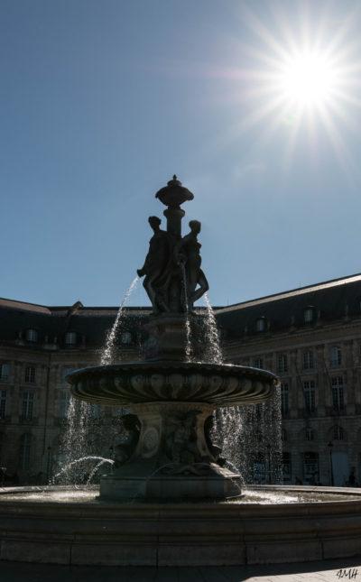 Bordeaux. Place de la Bourse 2