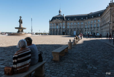 Bordeaux. Place de la Bourse 1