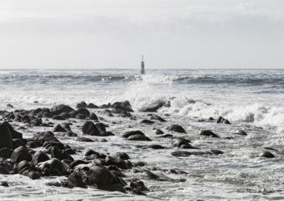 Bretagne en baie d'Audierne. Marée montante (3)