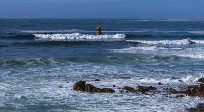 Bretagne en baie d'Audierne. Marée montante sous Plouhinec 9