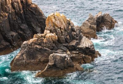 Bretagne en baie d'Audierne. Réserve du cap Sizun (1)