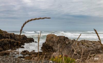 Bretagne en baie d'Audierne. Marée montante (5)