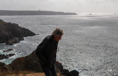 Bretagne en baie d'Audierne. Sous le vent de la pointe du Van